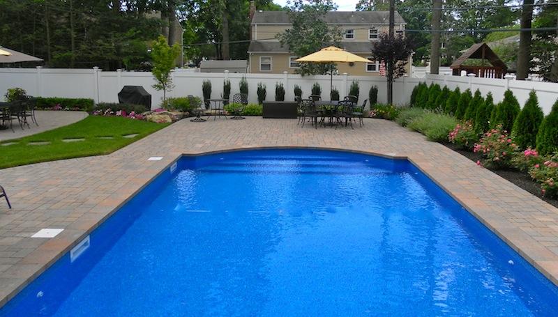 Poolscapes Amp Patios Basics Landscpaing Co Inc